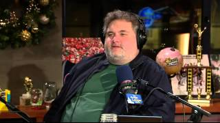 The Artie Lange Show - Martin Lewis (in-studio) Part 2