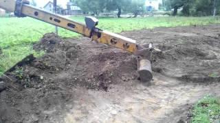 Tatra 114 UDS (Татра УДС 114 в работе - Откос)(, 2015-10-17T18:29:44.000Z)