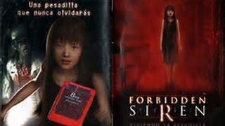 FORBIDDEN SIREN - ESPAÑOL - INGLES AUDIO ORIGINAL - gameplay 1 - PS2 - PS4