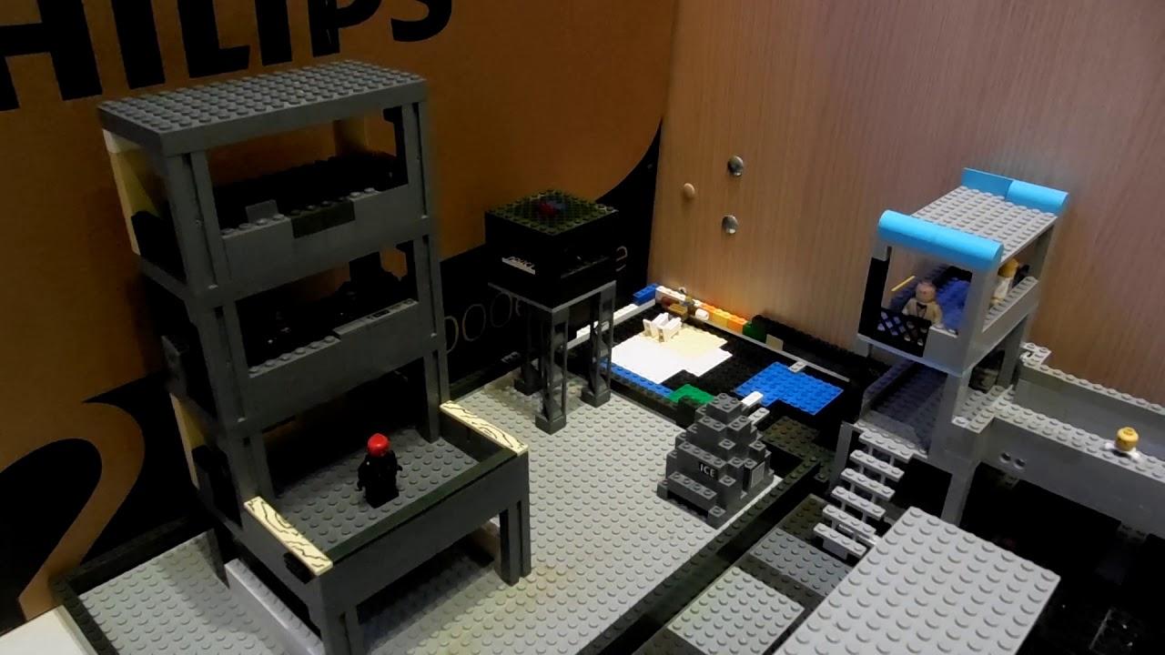 Лего самодельные базы картинки