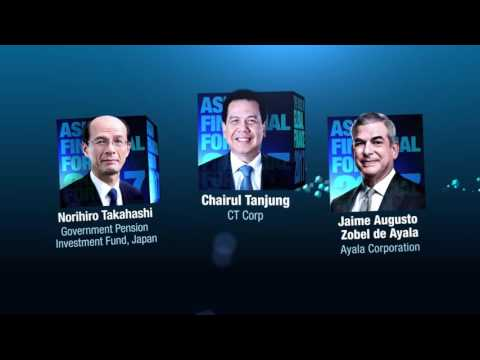 Asian Financial Forum 2017