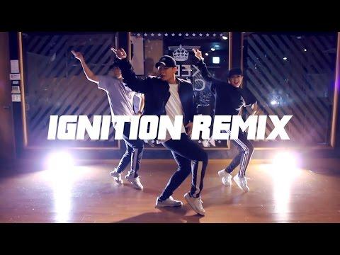 안양댄스학원 R. Kelly - Ignition (Remix)|Choreography By J-HO 레츠댄스 LETZDANCE