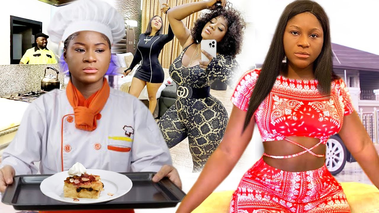Download From Contract Chef To Wife FULL MOVIE - Destiny Etiko 2021 Latest Nigerian Movie