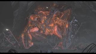 dark souls 3 ost demon in pain demon from below extended