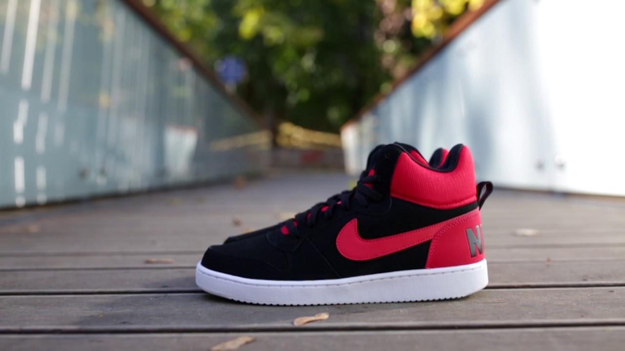 Nike Court Borough Mid (838938-061)