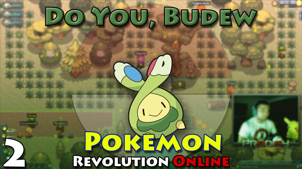 do you budew pokemon revolution online pt 2 youtube. Black Bedroom Furniture Sets. Home Design Ideas