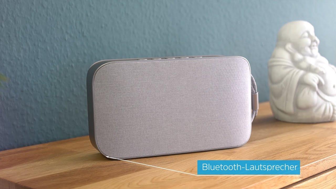 Video: Short Review BLUSPEAKER TWS XL   Der XL Bluetooth-Lautsprecher mit True Wireless Stereo   TechniSat