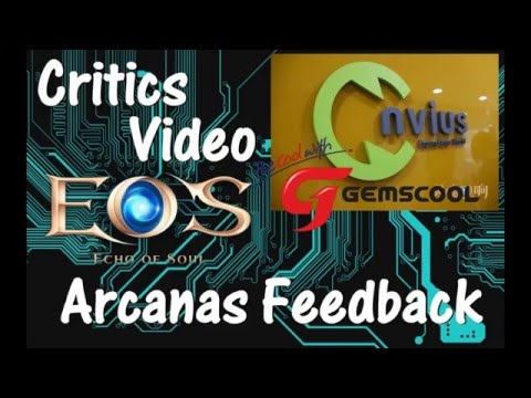 Critic For Nvius and Gemscool
