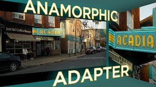 Shooting with an Anamorphic Adapter | Hey.film podcast ep40