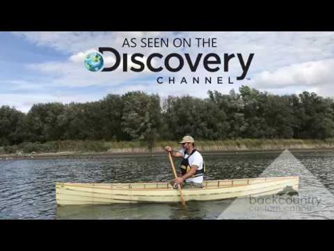 Anyone have experience with lightweight solo canoes