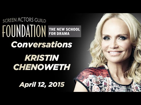 Conversations with Kristin Chenoweth