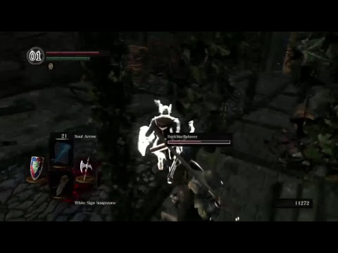 Playing Dark Souls remastered with my wife