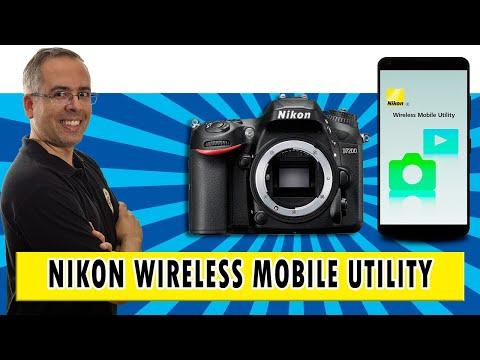 Wireless Mobile Utility - Como configurar a conexão wifi da sua DSLR Nikon