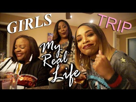 MY REAL LIFE | EP 35 - GETTIN' TURNT IN ATL + FUN FACTS ABOUT ME