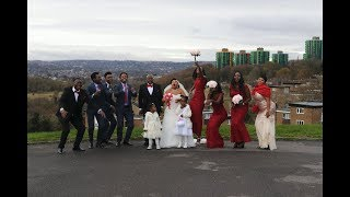 Best Wedding Perfomance Sheffield Harmonize ft dully sykes