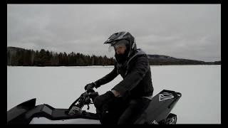 Taiga TS2 Electric Snowmobile - Electrek