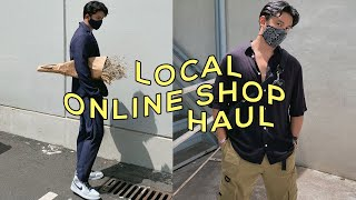 Local Online Shop Haul (Instagram Shops + Lazada)