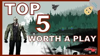 Top 5 Android Games Worth A Play (April 2018)