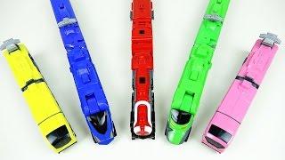Train robot 파워레인저 트레인포스 트레인킹 다이노포스 후속 기차 장난감 Power Rangers Toqger train toy