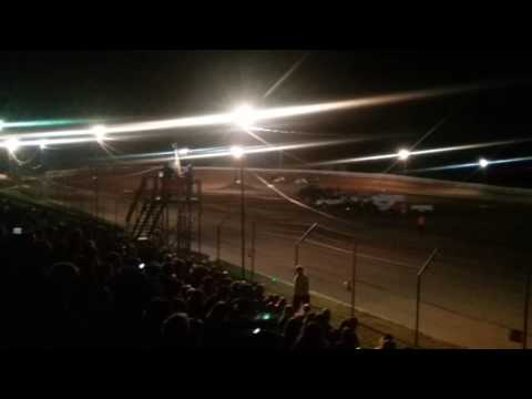 Sprint Car Heat 2 Chandler Motor Speedway