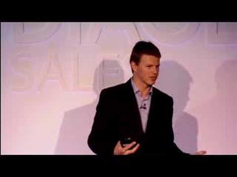 Tom Avery Motivational Speaker Part 1 - YouTube