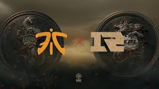 FNC vs. RNG | Group Stage Day 1 | Mid-Season Invitational | Fnatic vs. Royal Never Give Up (2018)