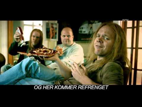 Bye & Rønning - Ferdigpizza (Grandiosa-reklame)