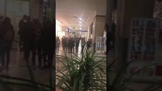 Lluvia Mall Florida Center Noviembre 2018