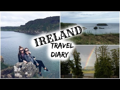 Ireland Travel Diary | My Trip to Ireland | My Study Abroad Experience