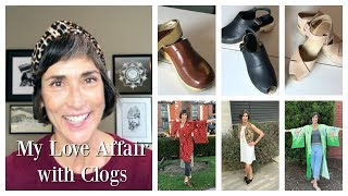 How I Style & Wear My Sven & Bryr Clogs ~ My Love Affair With Clogs