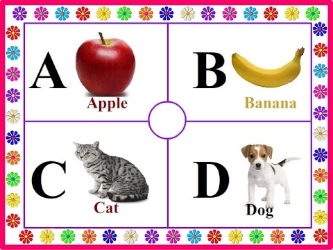 ABCD Song   ABC Song for children  ABCD Alphabet Song  Nursery Rhymes Collection