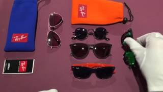 Детские очки Ray-Ban Kids & Junior ► Обзор(, 2015-11-04T09:27:13.000Z)