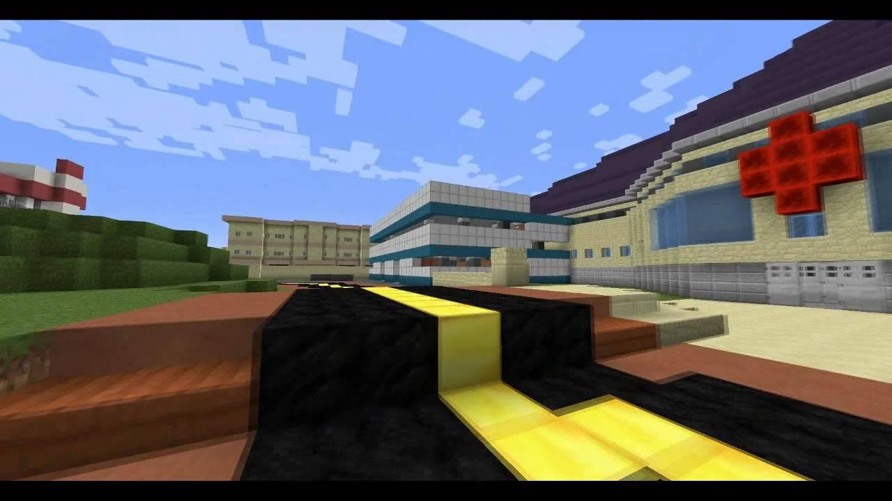 minecraft gta 3 map download