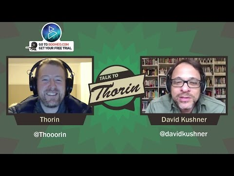 Talk to Thorin: David Kushner on the Golden Age of id Software