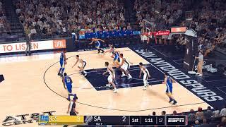 NBA 2K18 TEST ESPN V2 SCOREBOARD (PC)