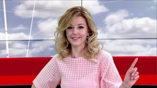 Юлианна Караулова   Большое Интервью в  Столе заказов  на RU TV