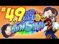 Super Mario Sunshine: The Many Deaths of Yoshi - PART 49 - Game Grumps