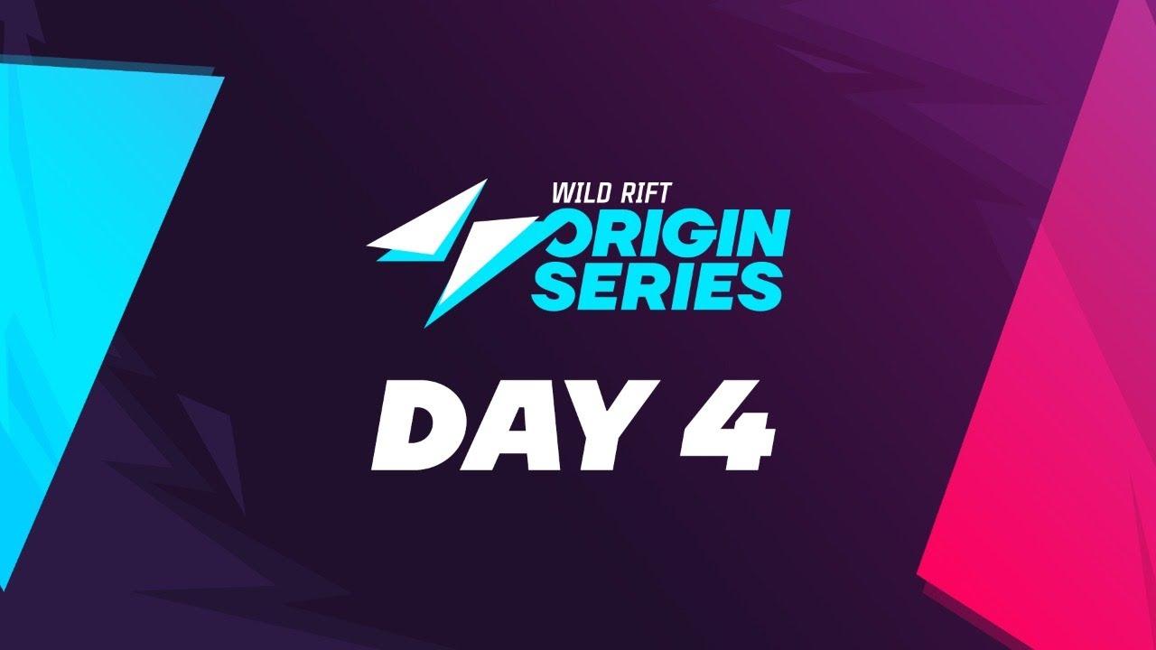 Download Wild Rift: Origin Series August Cup Finals Day 4 Grand Finals
