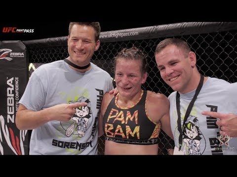 Invicta FC 36: Pam Sorenson Post-Fight Interview