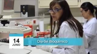 Video: 15 de junio - Día del Bioquímico