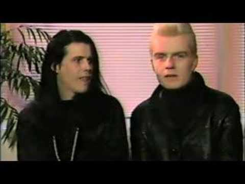 the cult interview 1986