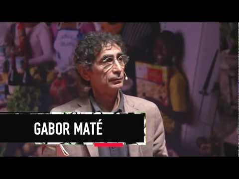 The Power of Addiction and The Addiction of Power: Gabor Mat at TEDxRio+20