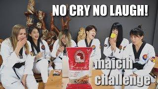 MAICIH LEVEL 10 challenge || Ft. K-TIGERS Taemi, Byun Hyunmin, Park Leeseul, Takanen world, 4maybeso