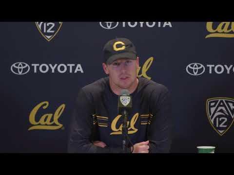 Cal Football: RB Patrick Laird Post-Game Presser - Arizona - Oct. 21, 2017