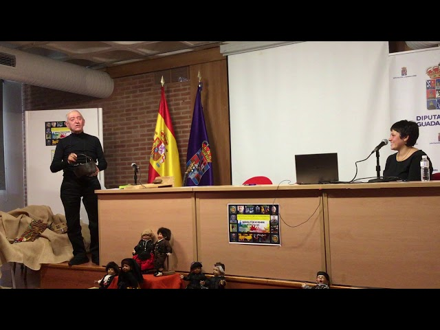 Jornadas Folklore Tradicional Guadalajara y Segovia - Ismael Peña Poza