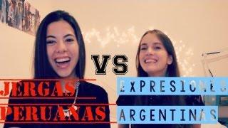 Jergas Peruanas vs Expresiones Argentinas // Paloma Constanza