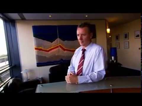 Aidan Heavey - Tullow Oil (Profile)