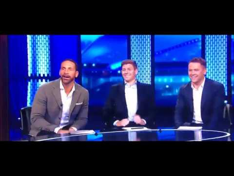 Steven Gerrard & Rio Ferdinand EPIC REACTION TO BARCA's WIN ~ Barcelona 6-1 PSG (2017)