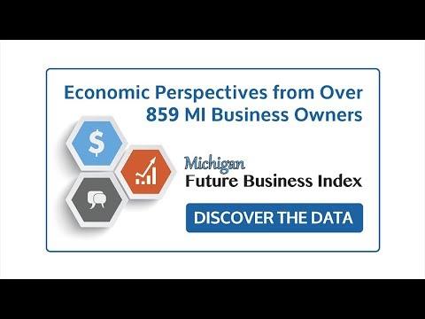 Michigan Future Business Index Survey | Chris Holman