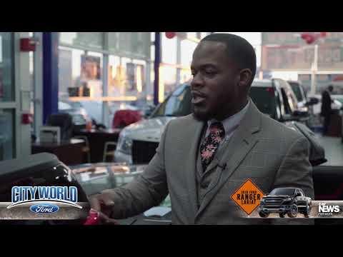 2019 Ford Ranger FX4 TERRAIN MANAGEMENT & BEDLINER City World Ford | Bronx, New York NY